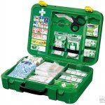 Apteczka pierwszej pomocy DIN 13157 przenośna