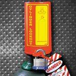Blokada butli gazowej