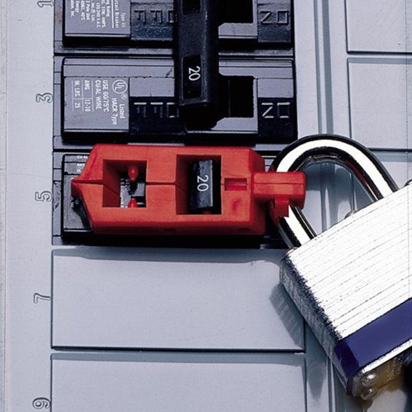 Blokada wyłączników jedno lub wielobiegunowych