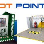 Hot Points. Znakowanie punktów szczególnych