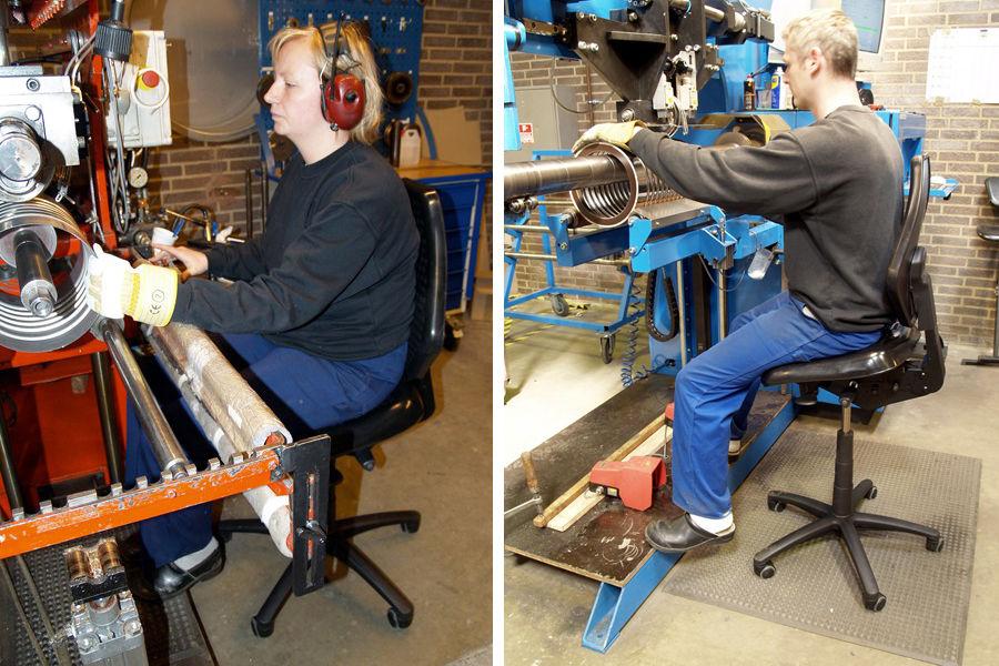 Krzesła ergonomiczne