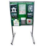 Mobilny punkt pierwszej pomocy tablica 5S