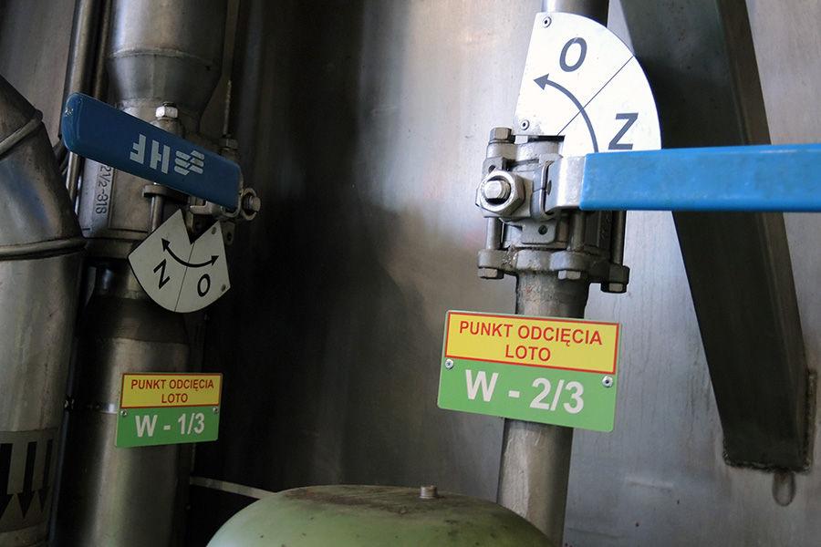 Oznakowanie maszyn tabliczki identyfikacyjne
