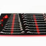 Wkłady piankowe pod narzędzia i do walizek - pianka z cieniami 5S