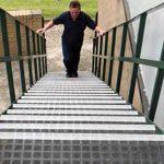 Panele i profile Safe Step Matrix