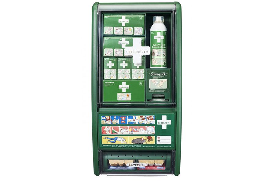 Stacja pierwszej pomocy