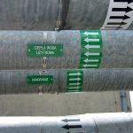 Znakowanie rurociągów