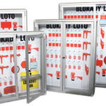 LOTO cabinets LOTO stations