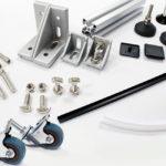 Akcesoria do profili aluminiowych konstrukcyjnych