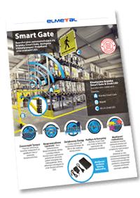 Smarte Gate bramka bezpieczeństwa