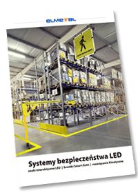 Interaktywne systemy bezpieczeństwa LED