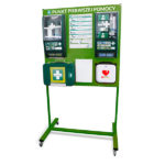 Mobile 5S first aid station
